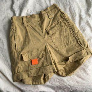 Cargo Streetwear High Waisted Shorts